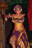 Balinese dance Royalty Free Stock Image