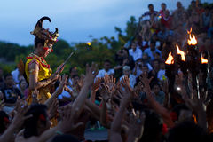 Balinese dance Royalty Free Stock Photos