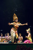 Balinese Dance Stock Photo