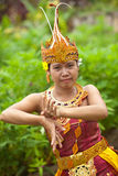 Balinese dancer Royalty Free Stock Photography
