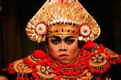 Balinese Dancers Royalty Free Stock Photos