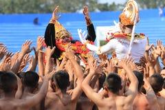 Balinese dances Royalty Free Stock Image