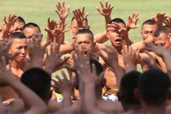 Balinese dances Royalty Free Stock Photos