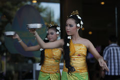 Balinese dances Royalty Free Stock Photography