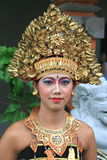 Balinese danser royalty-vrije stock fotografie