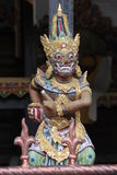Balinese deity Stock Photography