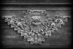 Balinese demon Royalty Free Stock Images