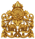Balinese Flower Ornament Royalty Free Stock Image
