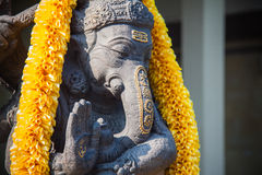 Balinese  Ganesha. Hindu artefacts in Bali; Indonesia Stock Photography
