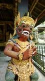 Balinese god Stock Image