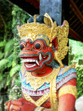 Balinese god Royalty Free Stock Images
