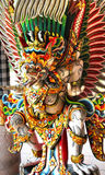 Balinese god statue Royalty Free Stock Images