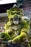 Balinese god statue Royalty Free Stock Image