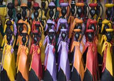 Balinese handicraft Stock Images