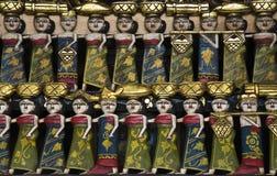 Balinese handicraft Royalty Free Stock Photo
