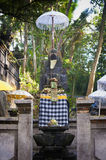 Balinese Hindu Temple. Royalty Free Stock Images