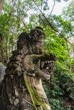 Balinese-Löwe stockfotos