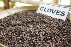 Balinese Luwak Coffee cloves Royalty Free Stock Photography