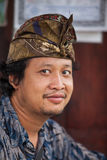 Balinese man Royalty Free Stock Photography