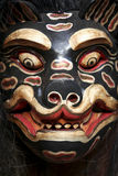 Balinese mask Bali culture Stock Image