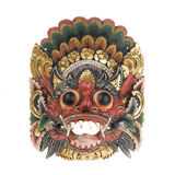Balinese mask Stock Images