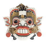 Balinese mask Royalty Free Stock Image