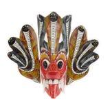Balinese mask Royalty Free Stock Photo