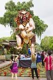 Balinese-neues Jahr Stockbilder