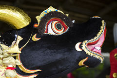 Balinese offering Royalty Free Stock Image