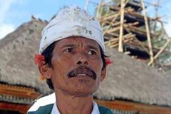 Balinese portrait Stock Photos
