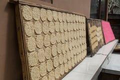 Balinese rice cakes Royalty Free Stock Image