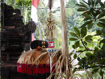 Balinese ritual Royalty Free Stock Photos