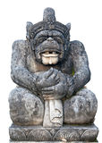 Balinese sculpture Royalty Free Stock Photography