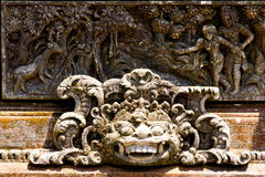 Balinese sculpture Royalty Free Stock Photos