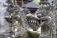 Balinese sculpture Royalty Free Stock Image