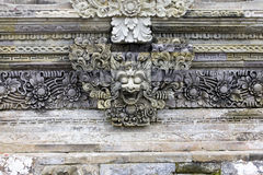Balinese sculpture Royalty Free Stock Images