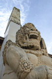 Balinese Sculpture, Bali Royalty Free Stock Photography