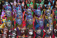 Balinese souveniers Royalty Free Stock Photography