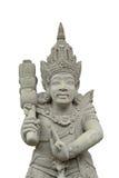 Balinese statue, Bali, Indonesia Royalty Free Stock Image