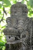 Balinese Statue Stock Photography