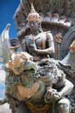 Balinese Statue, Indonesia. Image of a balinese religious statue at Garuda Wisnu Kencana Cultural Park, Bali, Indonesia Royalty Free Stock Photos