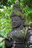 Balinese statue Stock Photos