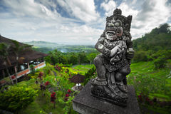 Balinese statue Royalty Free Stock Images