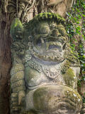 Balinese Stone Carving Stock Photos