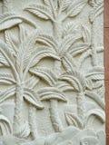 Balinese stone Royalty Free Stock Photo