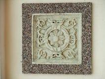 Balinese stone Stock Image