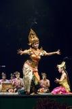 Balinese-Tanz stockfoto