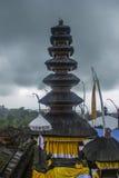 Balinese tempel Royalty-vrije Stock Afbeelding