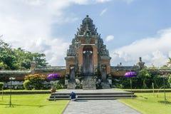 Balinese tempel Royalty-vrije Stock Foto's
