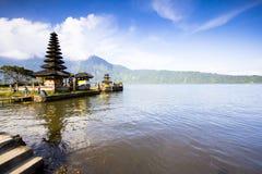 Balinese tempel, Indonesië Royalty-vrije Stock Foto